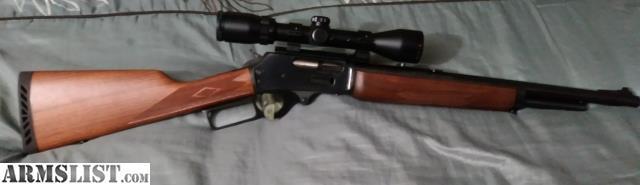 444 Marlin Guide Gun