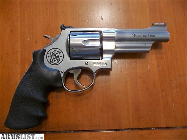 For Sale/Trade: S&W 625 MOUNTAIN GUN 45LC