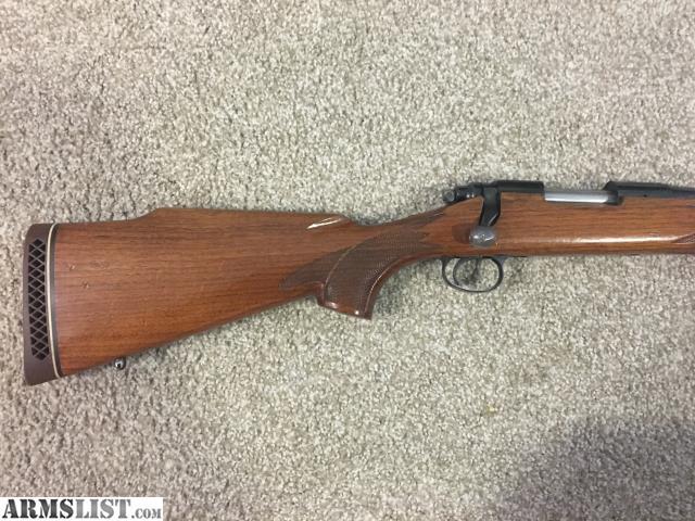 Remington 700 serial number