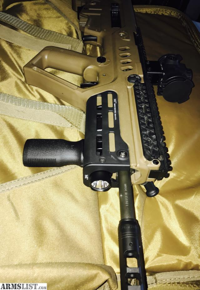 Armslist For Sale Trade Upgraded Iwi Tavor 5 56