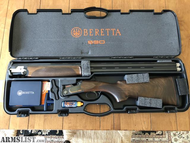 ARMSLIST - For Sale: Beretta 690 Black Edition Sporting