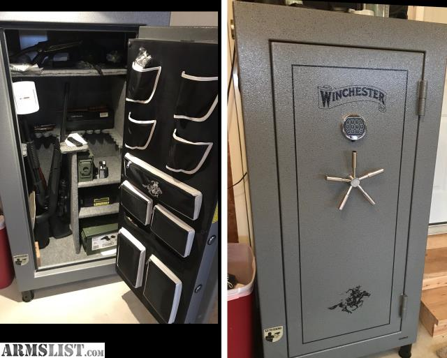 Armslist For Sale Winchester 24 Long Gun Capacity Safe