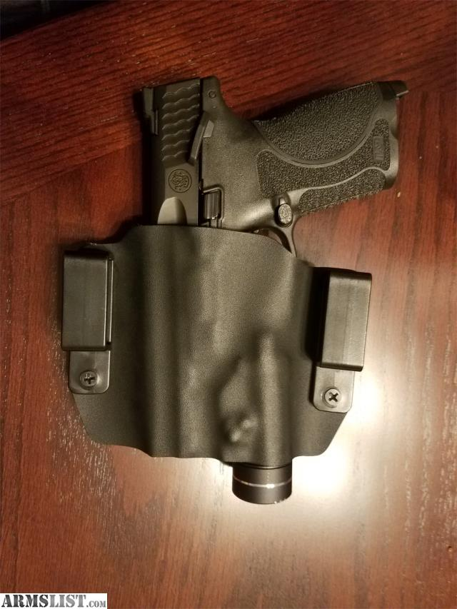 ARMSLIST - For Sale: M&P 2 0 Compact TLR-1HL Kydex OWB Holster