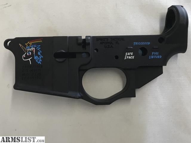 Dallas Gun Trader >> ARMSLIST - For Sale: Spikes SnowFlake Lower