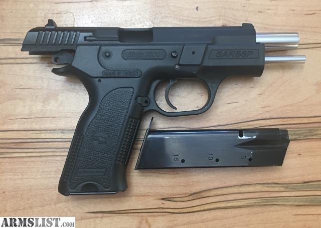 ARMSLIST - For Sale/Trade: EAA Sar Witness 9mm