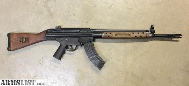 Armslist for sale ptr 32 kfr gen2 in 762x39 ptr 32 kfr gen2 chambered in 762x39 delayed blowback roller lock system excellent condition with 60 rounds down the pipe takes standard ak magazines publicscrutiny Choice Image