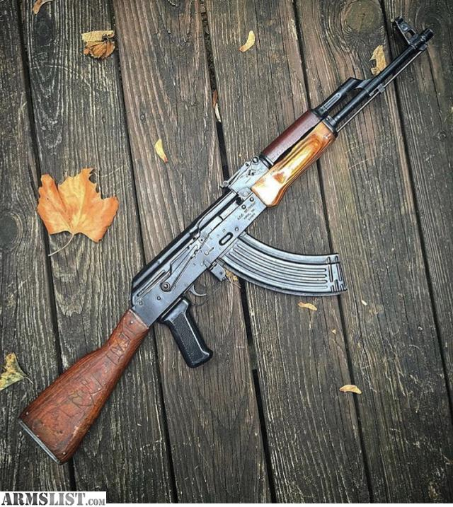 Armslist for saletrade egyptian ak47 for saletrade is egyptian maadi ak47 imported by aacintrac arm model not a cheap wasr or american made ak the egyptians bought russian machinery and altavistaventures Image collections