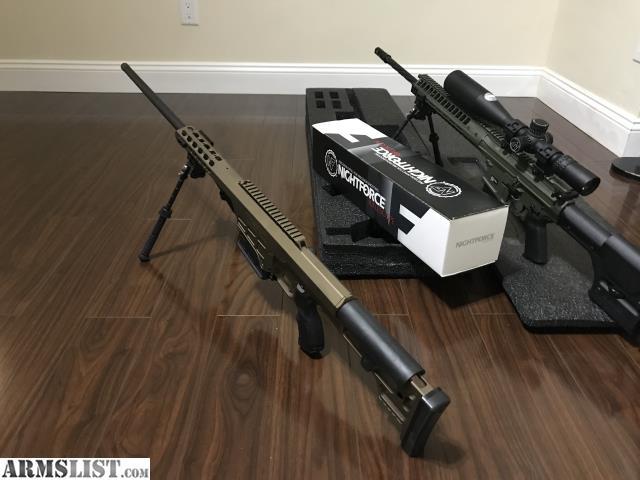 Armslist For Sale Barrett M98b 24 300 Win Mag W Nightforce Nxs