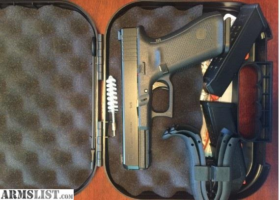 ARMSLIST - For Sale: Gen 5 Glock 17