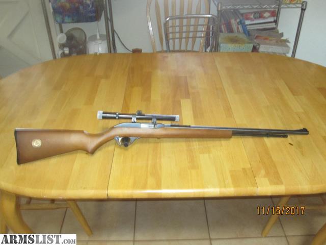 Armslist For Sale Marlin Model 60 Boy Scout Edition