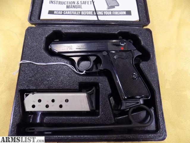 armslist for sale walther ppk s ppks 380 usa made rh armslist com Walther PPK 380 Problems Walther PPK 380 Silencer