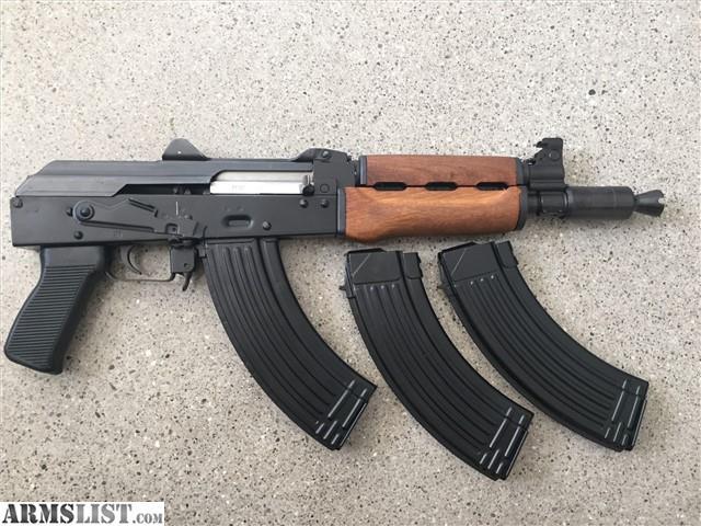 ARMSLIST - For Sale: Yugo M92 Krinkov, 2003 parts