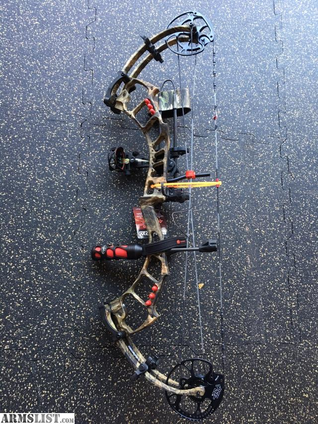 ARMSLIST - For Sale/Trade: PSE Archery Bow Madness Epix RTS