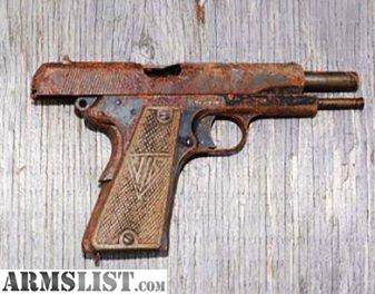 ARMSLIST - For Sale: WTB Broken firearms