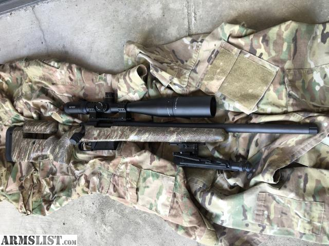 ARMSLIST - For Sale: Custom Remington 700 SPS Tactical w