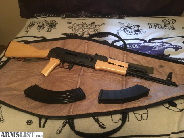 Armslist For Sale Psa Ak 47 With Blonde Wood Furniture