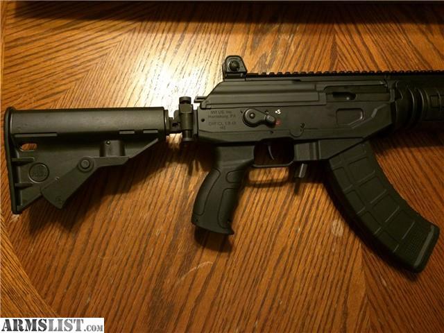 ARMSLIST - For Sale: IWI Galil Ace AK 47 7 62x39