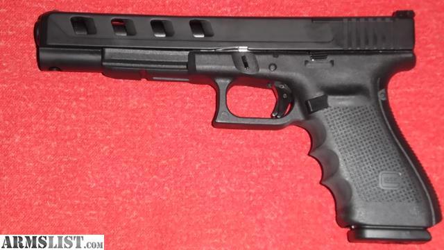 Armslist For Sale Custom Glock G40 Gen4 10mm W
