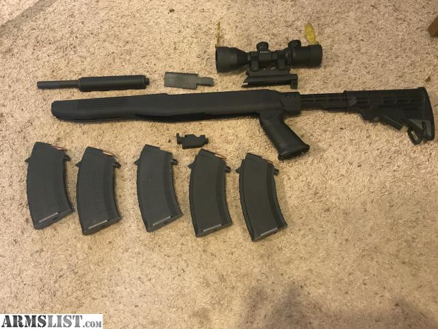 ARMSLIST - For Trade: Sks parts