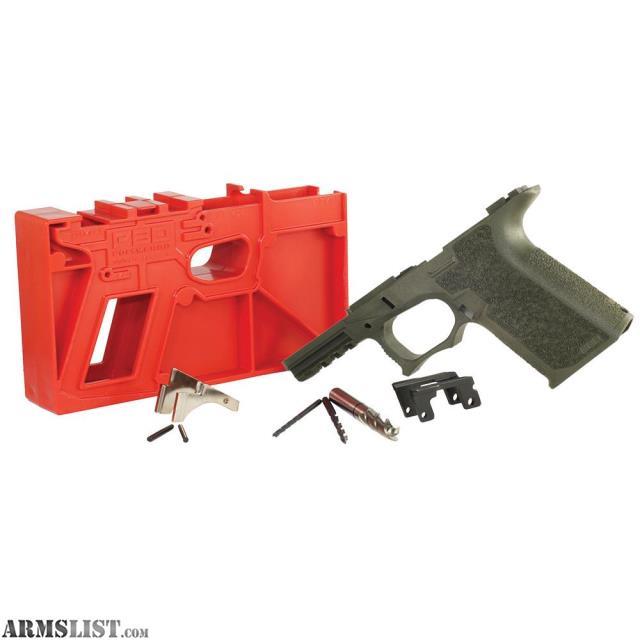 ARMSLIST - For Sale: GLOCK GHOST GUN POLYMER 80