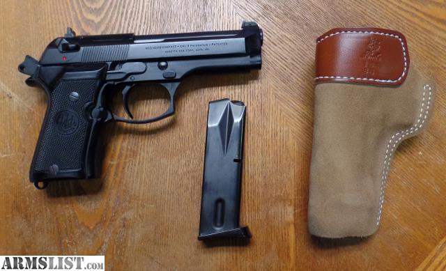 ARMSLIST - For Sale/Trade: Beretta 92 FS Compact
