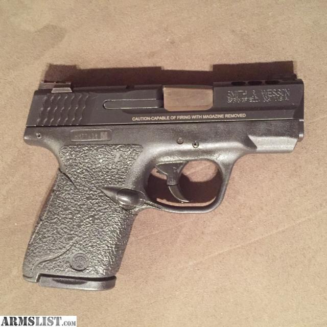 Smith & Wesson 380 Shield | CINEMAS 93