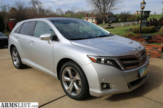 armslist for sale 2014 toyota venza limited v6 awd fully loaded. Black Bedroom Furniture Sets. Home Design Ideas