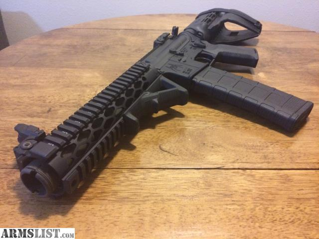 T-Rex Motorcycle For Sale >> ARMSLIST - For Sale: .458 SOCOM / 5.56 AR Pistol Package