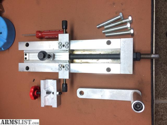 Armslist For Sale 1911 80 Frame Jig Tooling