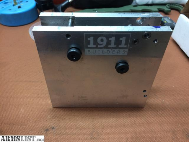 Armslist For Sale 1911 80 Frame Jig Tooling