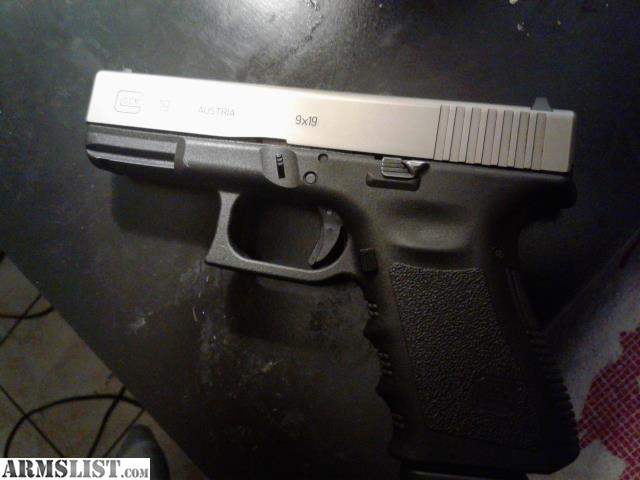 ARMSLIST - For Sale: Glock 19 gen 3 nickel boron