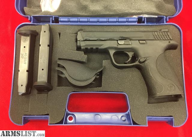 Armslist for sale smith wesson m p 40 w 2 mags in for Golden nugget pawn jewelry holiday fl