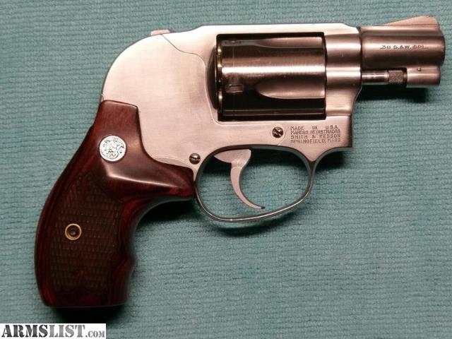 ARMSLIST - For Sale/Trade: S&W 649 Bodyguard  38 Spl