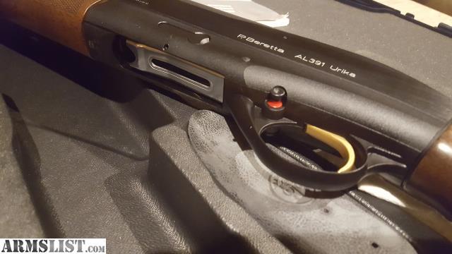 ARMSLIST - For Sale/Trade: P Beretta AL 391 URIKA