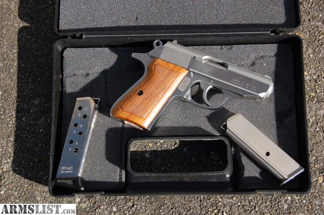 ARMSLIST - For Sale: Walther PPK/S 380 Smith SS