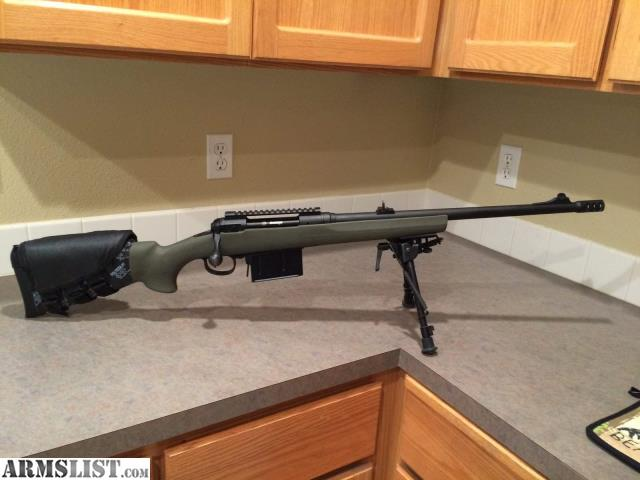 Hogue Full Bed Stock For Savage Hog Hunter