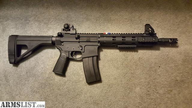 Ar Flat Wire Spring | Armslist For Sale Trade 762x39 Custom Ar Pistol Build