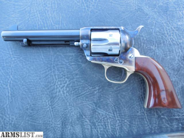 Armslist For Sale Uberti Cattleman 1873 45lc Custom