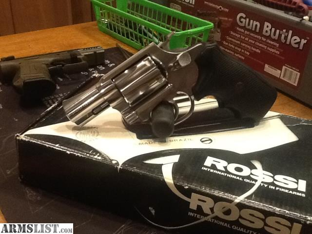 ARMSLIST - For Sale/Trade: Rossi M88 38 special
