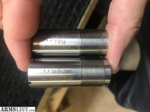 Remington choke tubes for sale