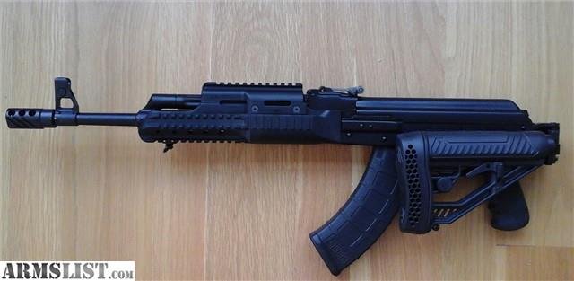 ARMSLIST - For Sale: Molot Vepr LH folding AK 47