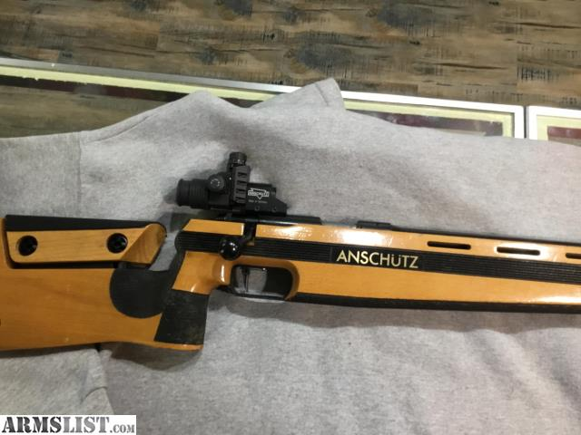 ARMSLIST - For Sale: Anschutz Model 1907 - 22lr