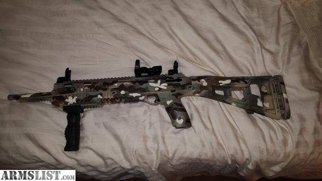 ARMSLIST - For Sale: Hi Point 9mm Carbine with upgrades