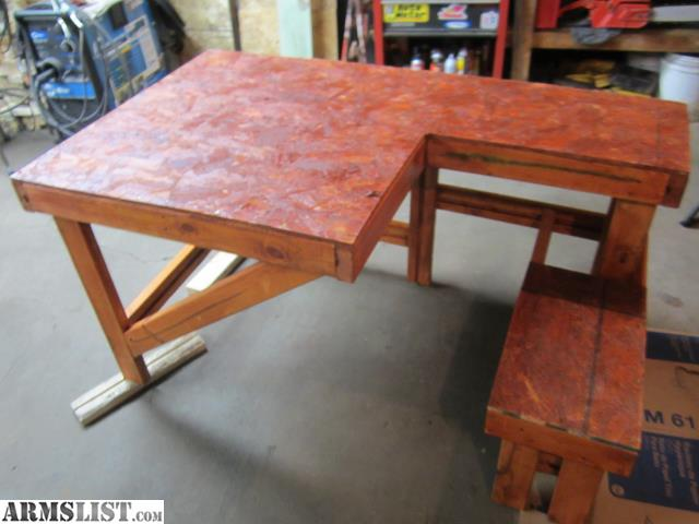 Armslist For Sale Trade Shooting Bench