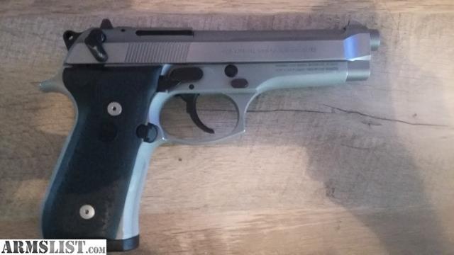 ARMSLIST - For Sale: Beretta 92FS Inox (Stainless)