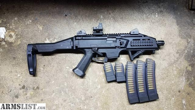 Cz Scorpion Evo Tailhook – HD Wallpapers