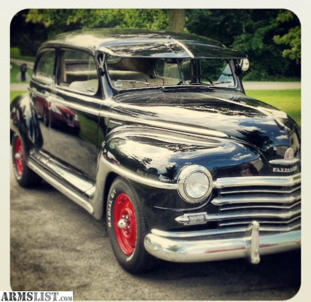 Armslist For Sale 1949 Plymouth Special Deluxe