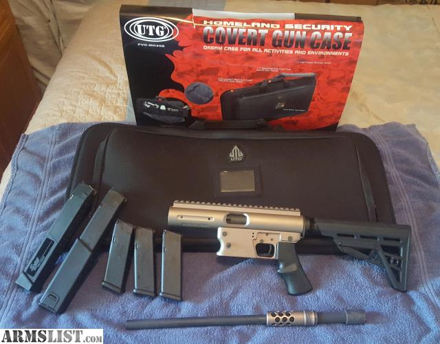 ARMSLIST - For Sale/Trade: WTT– TNW Aero Survival Rifle ASR
