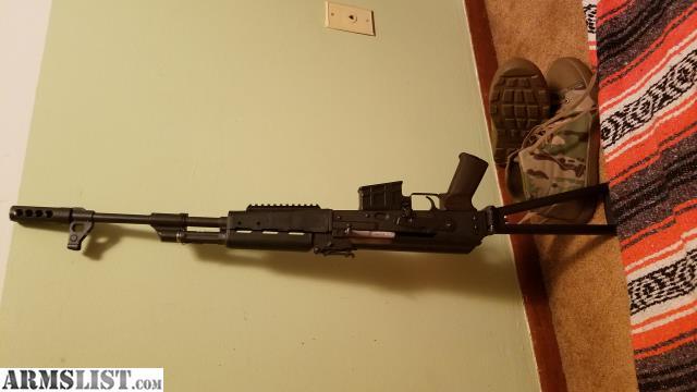 ARMSLIST - For Sale/Trade: Zastava Yugo M90NP 5 56 AR type Magwell
