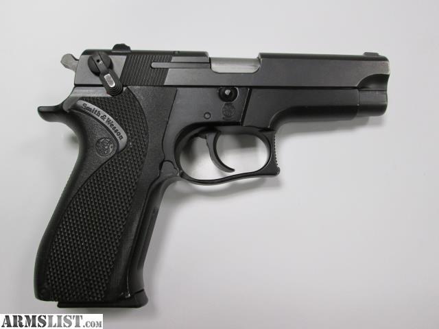 armslist for sale used s w model 5904 9mm. Black Bedroom Furniture Sets. Home Design Ideas